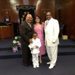 Pastor Fee, Thomas, Sister Yolanda and Pastor TA