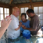 Esther Giving Her Heart To Jesus May 19, 2013