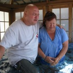 Patty Giving Her Heart To Jesus May 19, 2013